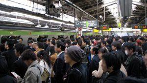 なみのりふね 武蔵小杉で満員電車のストレスを克服